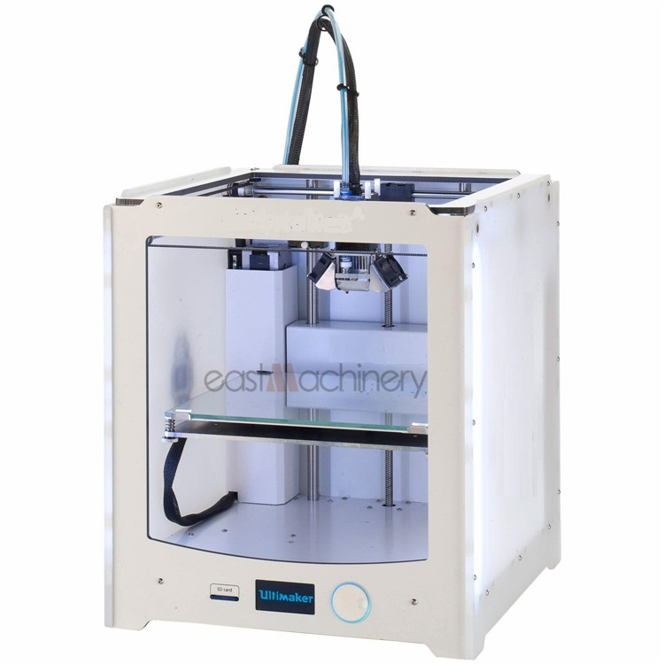 23X22.5X20.5cm Build Size DIY Ultimaker 2 3D Printer Kit Ultimaker 3D Printer FDM 3D Printer Not Assembled