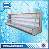 Remote cooling system supermarket open showcase cooler