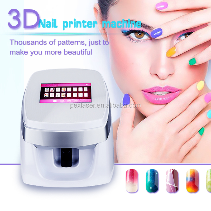 Multi function portable colorful nail printing machine price multi function portable colorful nail printing machine price digital intelligent electric auto nail art printer prinsesfo Choice Image
