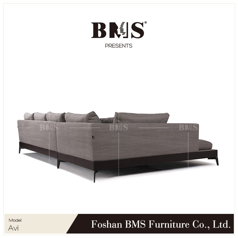 Manufacturer Supplier European style 3 seater Living Room hotel fabric sofas