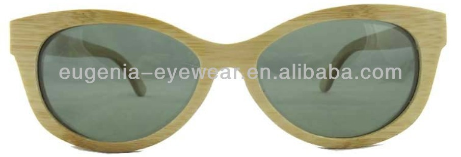 bamboo wood sunglasses with polarized