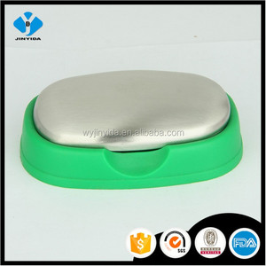 odor removing stainless steel soap without base