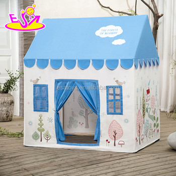 wholesale dealer b6686 8583f Indoor Or Outdoor Children Pretend Playhouse Cottage Tent House For Kids  W08l001 - Buy Tent House For Kids,Tent House For Kids,Tent House For Kids  ...