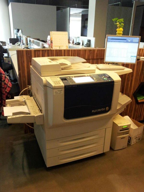 Fuji Xerox Copierplotter Lease Agreement Take Over Buy Copier