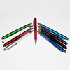 Latest design environmental stationery metal multifunction pen