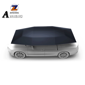 Remote control car roof umbrella portable for sale