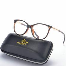 Винтажные женские очки с оправой 2020 модные очки для женщин классические прозрачные линзы очки Оптические Оправы Для Кошачьих очков женские...(Китай)