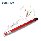 Zemismart Automatic Work With Wall SwitchElectric Roller Smart Blinds Motor