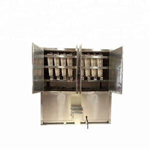 large edible 1 ton cube ice machine ice cube machine india