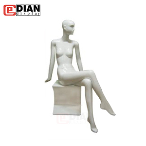 2018 Custom design full body female mannequin with abstract head