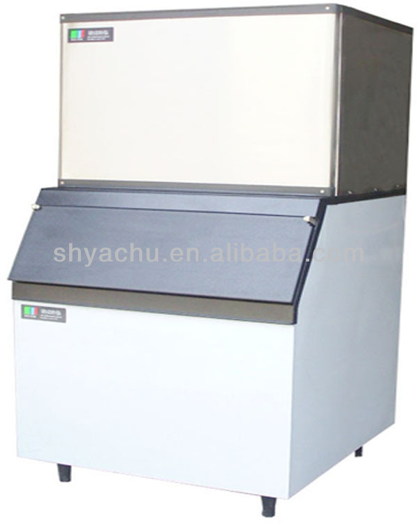 industrial ice cube making machine ks-700B (high cooling speed and large production)