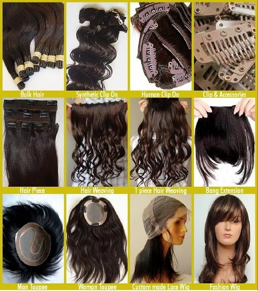 Hair clip extension buy hair clip extension product on alibaba pmusecretfo Image collections