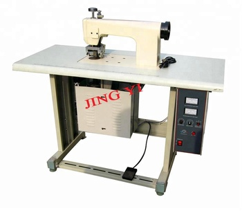 50mm Ultrasonic Lace Sewing Cutting Machine,Polyester Lace Machine