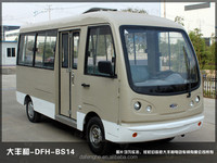 electric 14 seater mini bus tourist bus