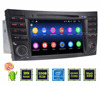 Wholesale Android 6.0 Autoradio Double Din Car Gps Navigation System For Mercedes E-Class (W211) Without DVD Player