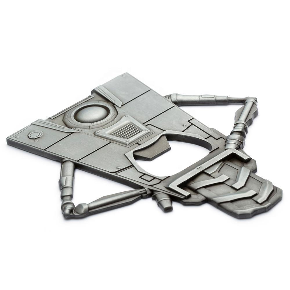 Wholesale hot selling zinc alloy fridge magnet bottle opener фото