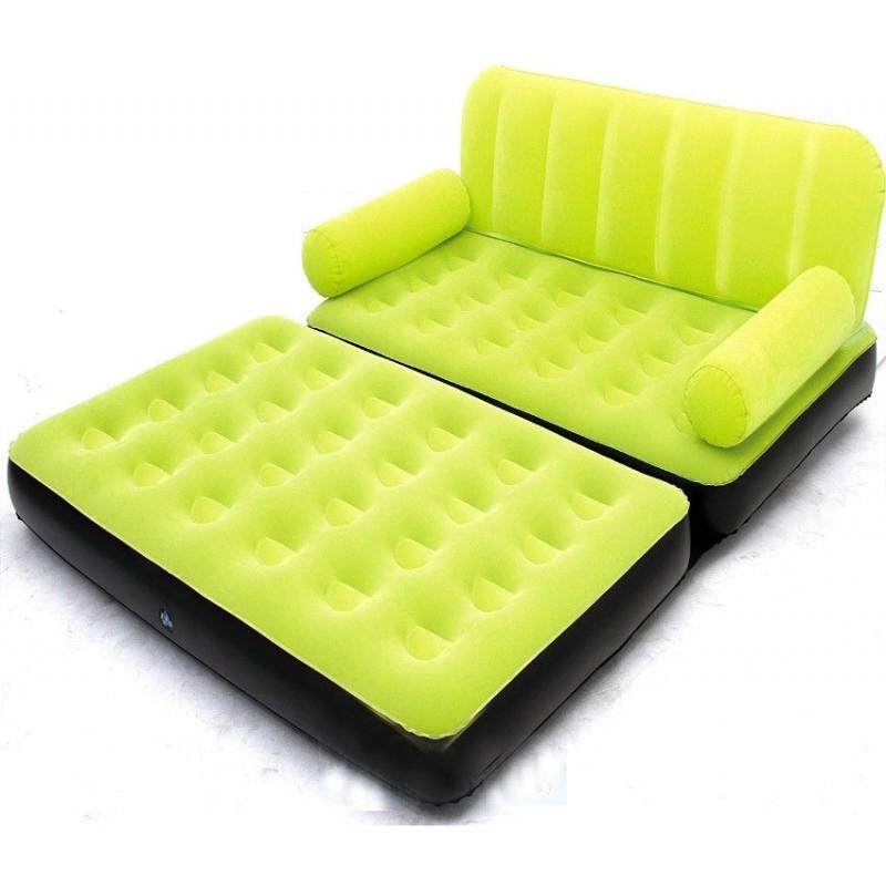 Berbondong Bondong Pvc Tiup Udara Sofa