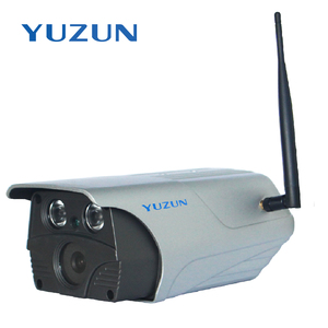 1MP wifi cc camera IP67 rainproof ip wifi plug camera cctv security 70M night vision distance outdoor wireless