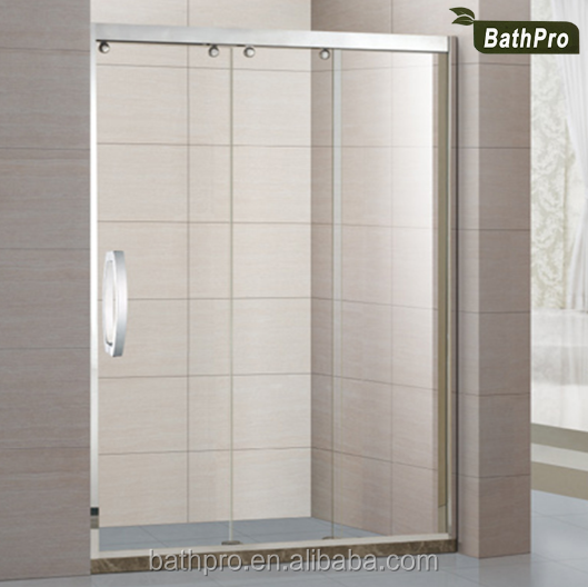 Simple Design Portable Shower Room with Frame