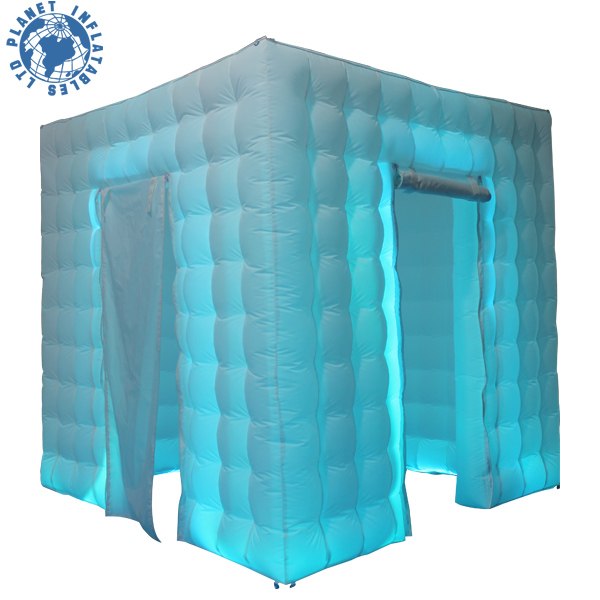 Cheap Commercial Led Photo Booth <strong>Inflatable</strong> For Sale