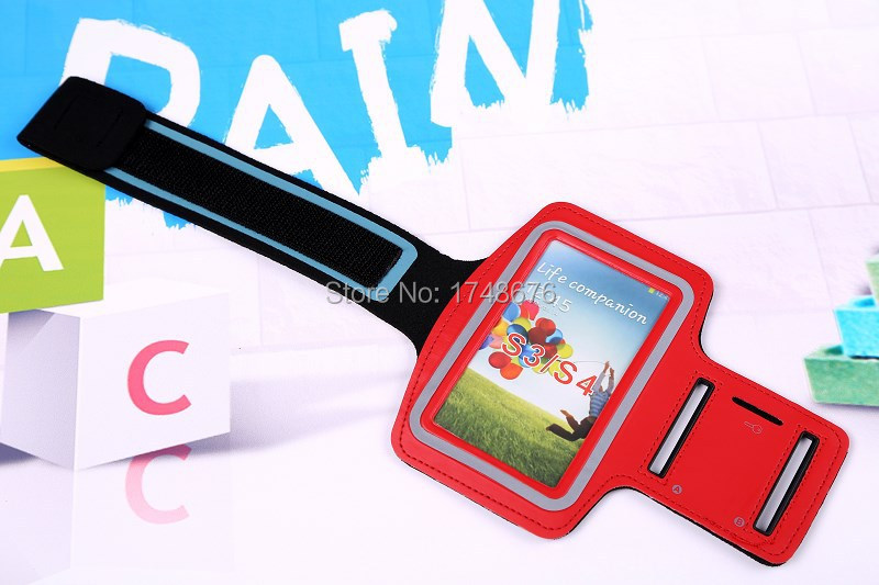 2015 sports strap armband bag for samsung mobile phone