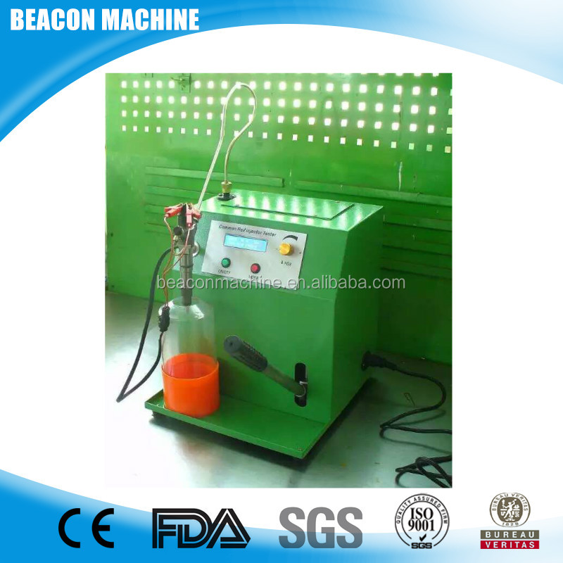 New product BC-CR500 Common Rail Diesel Injector nozzle tester with piezo function
