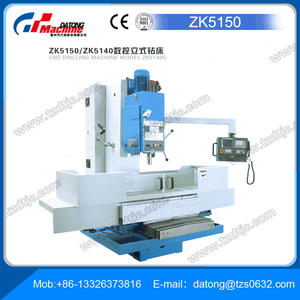 CNC Drilling Machine ZK5150 Vertical Drilling Machine for sale Automatic Machine