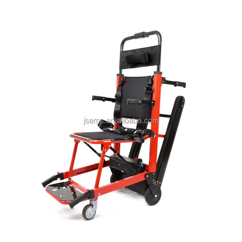 Electric Stair Climbing Wheelchair Foldaway Motorized Power Wheel Chair  Lift Portable Stair Stretcher Climber Trolley Disabled - Buy Stair Climbing