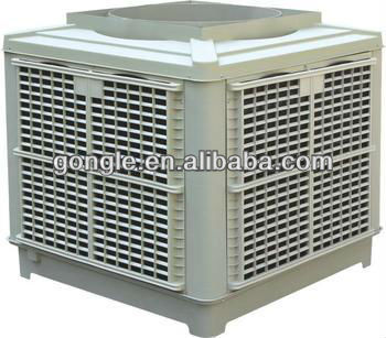 cheap noiseless air conditioning for industry