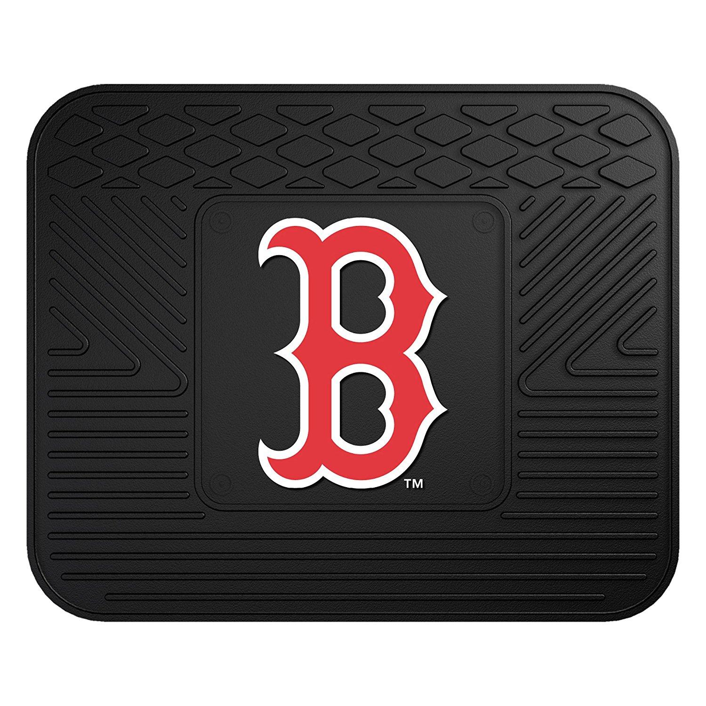 FANMATS MLB Boston Red Sox Vinyl Cargo Mat
