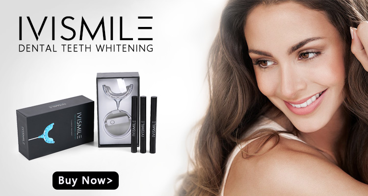 Professional Teeth Whitening Kit Led Light For Whiter Teeth Without Sensitivity Whiten In 16 Minutes