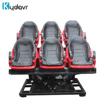 Kydavr factory price 5d theater 4D/5D/7D/12D cinema mobile truck theater
