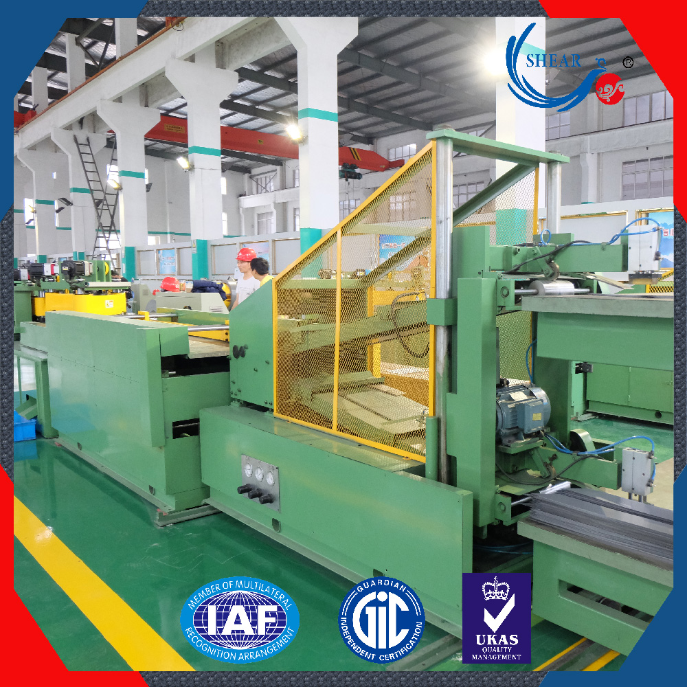 Silicon steel sheet Transformer lamination Core Automatic Cut to Length Line machine