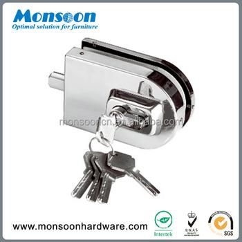 Quick Lock Clamp For Double Glass Door Lock Buy Quick Lock Clamp