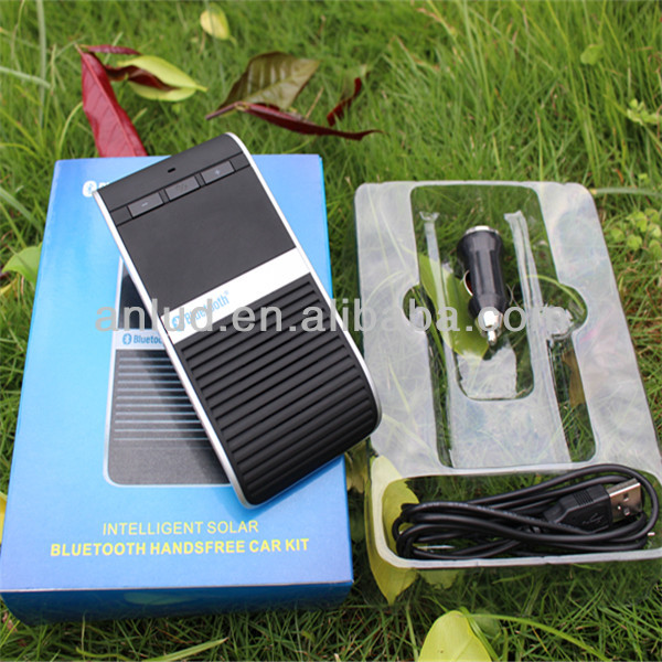 2014 new products ALD68 BT Drive Bluetooth Device oem handsfree bluetooth car kit with microphone