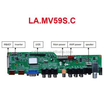 Tft Lcd Controller Board Support Hdmi+av+vga+audio+tv With 1920*1080 - Buy  Tft Lcd Controller Board Product on Alibaba com