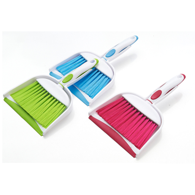 2017 long handle household house cleaning products cleaning design broom and dustpan