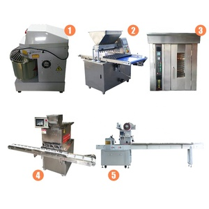 Europe Technology Semi Automatic Layer Cake Production Line/cheese cake making machine/filling cake making machine