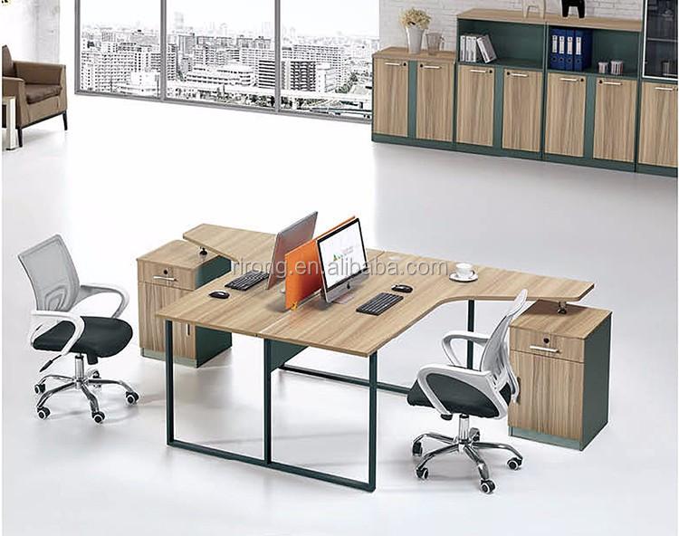 Moderne en acier cadre modulaire partitions bureau siège bureau