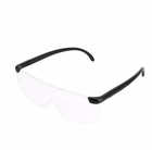 Big Vision Clear Frame Magnifying Eyewear 160% Presbyopic magnifier reading Glasses for adult gifts