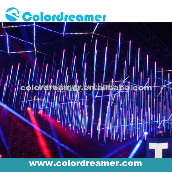 Led Meteor Shower Rain And Led String Lights For 2015 Christmas ...