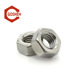Stainless steel 304 316 410 M10 Hex nut a4 80 a2 70