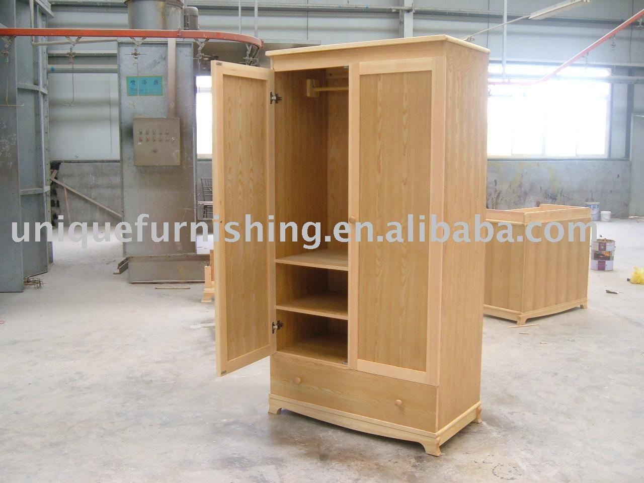 Armario de madera guardarropas identificaci n del producto 203694352 - Armario de madera ...