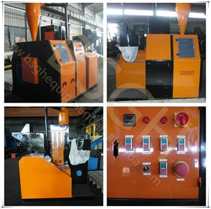 Verwendet Kabel Recycling Maschine/schrott Kupferdraht Granulator ...