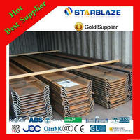 Buy Z Type Steel Sheet Pile in China on Alibaba.com