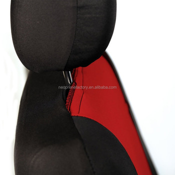 High Quality Car Seat Cover 3D Ice Silk Leather Fashion