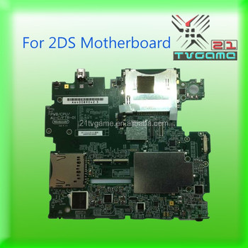 For Nintendo 2DS Motherboard USA Version available,Game Spare Parts Mainboard For 2DS