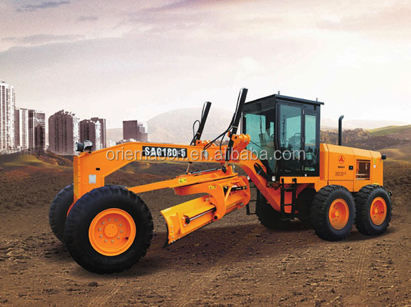 SANY Road Machinery Grader SMG180C-6 180hp Motor Grader