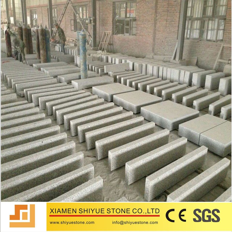 Chinese Natural Cheap Granite Edging Border Stone