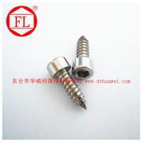 stainless steel DIN912 allen head bolts